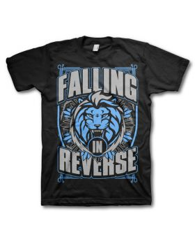 FALLING IN REVERSE - Lion Shield - Camiseta-XL