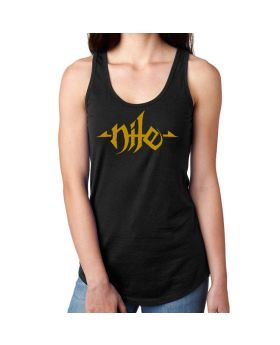 NILE - Logo Scarab Ladies Tank Top - Blusa - M