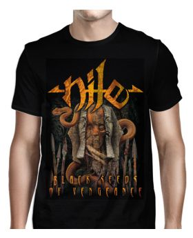 NILE - Black Seeds Of Vengeance - Camiseta