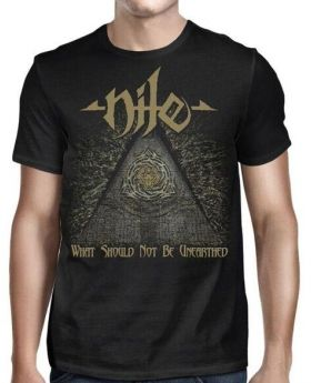 NILE - Unearthed 2016 Dates - Camiseta