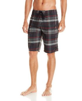 ONEILL - Santa Cruz Plaid Boardshort - Bermuda