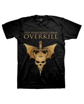 OVERKILL - Hockey Mask Say Tour - Camiseta-S
