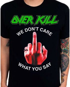 OVERKILL - F*ck You - Camiseta