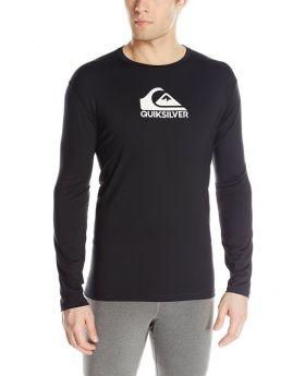 QUIKSILVER - Solid Streak Surf Tee Rashguard - Buso