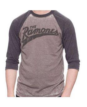 RAMONES - Baseball Raglan - Buzo