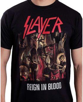 SLAYER - Reign in Blood - Camiseta