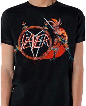 SLAYER - Show no Mercy - Camiseta