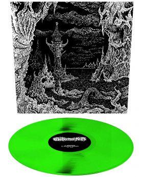 EXHUMED / GATECREEPER - Split - LP