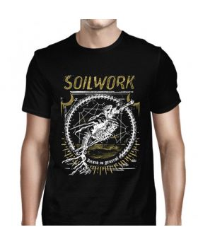SOILWORK - Death In General  - Camiseta-XL