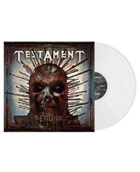 TESTAMENT - Demonic - White Vinyl - LP