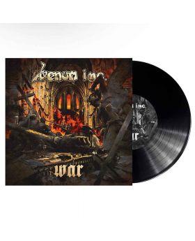VENOM - War / Warhed - LP