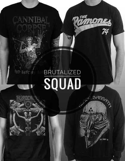 Brutalized Squad